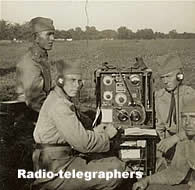 Radio-telegraphers     Kingdom of Yugoslavia
