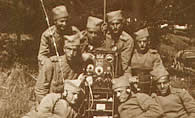 Signal solders in Kingdom of Yugoslavia