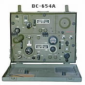 Transceiver BC-654-A