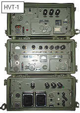 Radio relay unit HVT–1