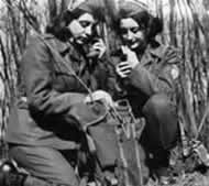 Woman radio operators